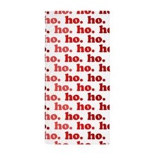 'Ho Ho Ho' Beach Towel
