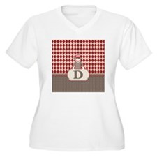 Retro Monogram D  T-Shirt