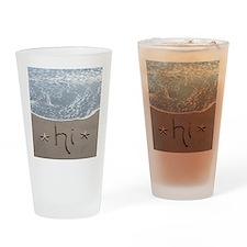 hi Drinking Glass