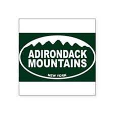 Adirondack Mountain Sticker