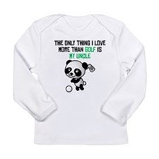 Golf Uncle Long Sleeve T-Shirt