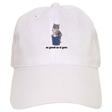 Tabby Cat Photo Cap