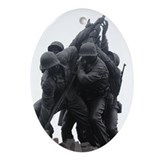 Iwo Jima Ornament