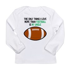 Football Uncle Long Sleeve T-Shirt