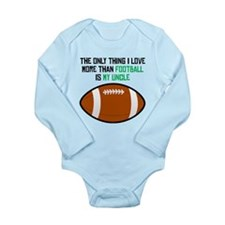 Football Uncle Body Suit