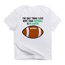 Football Auntie Infant T-Shirt