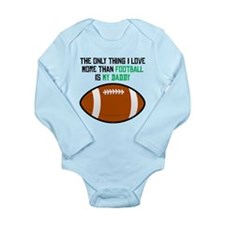Football Daddy Body Suit