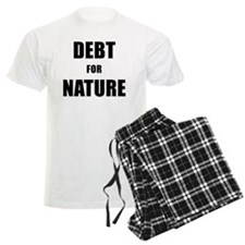 DEBT FOR NATURE BK pajamas