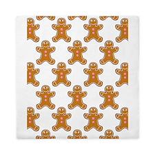 'Gingerbread Men' Queen Duvet