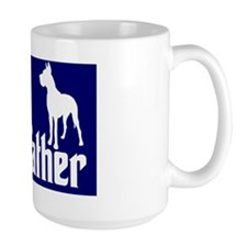 the dane father blanket Mug