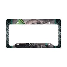 Secret Place Gothic Fairy License Plate Holder