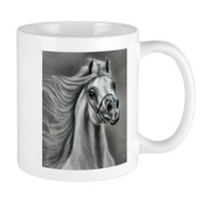 Arabian Stallion Mugs