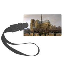 notre damemouse1 Luggage Tag