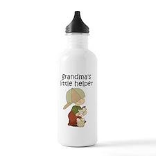 Grandmas Chicken Helpe Water Bottle