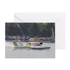 2013 U-9 Hydroplane Greeting Card