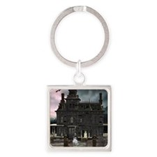 hh1_kindle_553_H_F Square Keychain