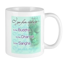 Three Jewels Mug