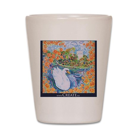 Lake of Dreams Shot Glass