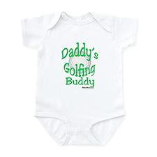 Daddy's Golfing Buddy Infant Bodysuit