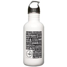 Unitarian Universalist Water Bottle