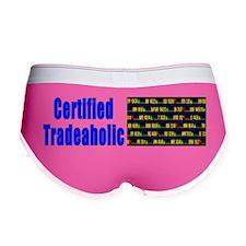 Certified tradeaholic Women's Boy Brief