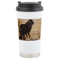 Newfoundland Dog Travel Mug