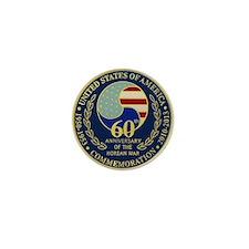 Korea War 60th Anniversary Mini Button