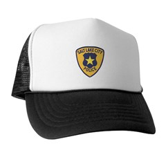 Salt Lake City Police Trucker Hat