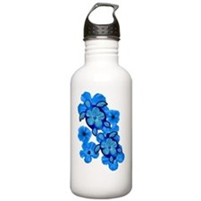 BlueHibiscusHonuTee Water Bottle