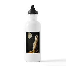Meerkat Moon Water Bottle