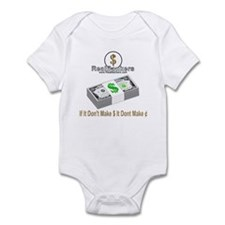 If It Dont Make Money Infant Bodysuit