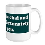 Let Down Large Mug