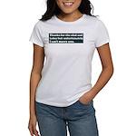 Let Down Women's T-Shirt