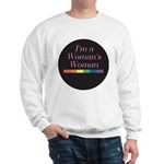 WOMAN'S WOMAN Sweatshirt