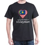 Happily Married Malaysian T-Shirt