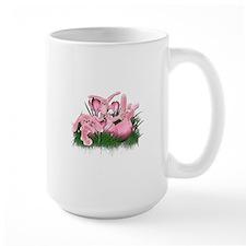LITTLE PINK BUNNIES Mug