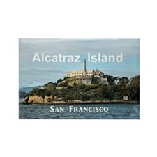 SanFrancisco_18.8x12.6_AlcatrazIs Rectangle Magnet