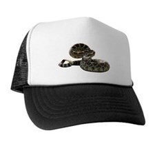 Rattlesnake Photo Trucker Hat