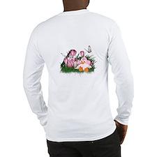 LITTLE PINK DUCK Long Sleeve T-Shirt