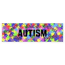 Autism Bumper Bumper Stickers Bumper Bumper Sticker