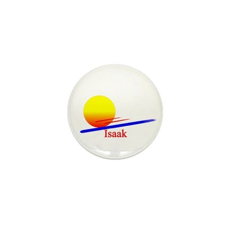 Isaak Mini Button (100 pack)