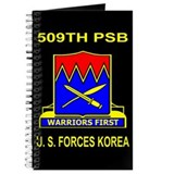 509th Personnel Service Bn Journal