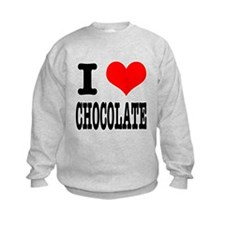 I Heart (Love) Chocolate Sweatshirt