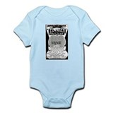 Nugent and the Dukes Infant Bodysuit