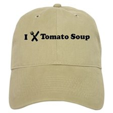 I Eat Tomato Soup Baseball Cap