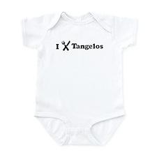 I Eat Tangelos Infant Bodysuit