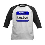 hello my name is landyn Tee