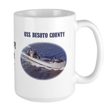 1171 Patch Gator Fleet Oval Ship Mug