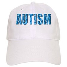 Autism Love Needs No Words Baseball Cap