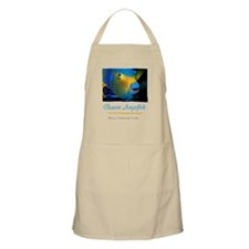 Queen Angelfish BBQ Apron